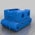 Lower_Chassis.png Télécharger fichier 3MF gratuit LIMACE MÉTALLIQUE - NOP-03 SARUBIE • Plan imprimable en 3D, FreeBug