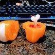 20200912_222705 (1).jpg Download free STL file Among Us - Dead or Alive • 3D printer template, FreeBug