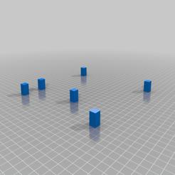 Retraction_Test.png Télécharger fichier STL gratuit Test de rétraction des grands lits • Modèle imprimable en 3D, FreeBug