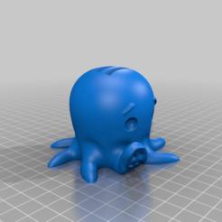 5607cb5ec8c456459c7b7c0669893752.png Download free STL file Cute Octo 4 SD Card Holder • 3D printable template, FreeBug