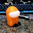 20200912_222654 (1).jpg Download free STL file Among Us - Dead or Alive • 3D printer template, FreeBug