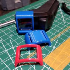 download.png Download free STL file Evolve R2 Remote Clip - Helps prevent splitting • 3D printable design, FreeBug