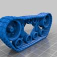 Track_Left.png Télécharger fichier 3MF gratuit LIMACE MÉTALLIQUE - NOP-03 SARUBIE • Plan imprimable en 3D, FreeBug