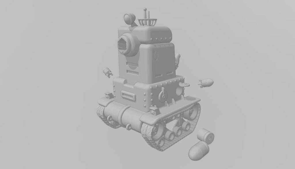 Horton.jpg Télécharger fichier 3MF gratuit LIMACE MÉTALLIQUE - NOP-03 SARUBIE • Plan imprimable en 3D, FreeBug