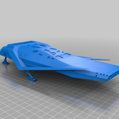 Ranger_Mockup.png Download free STL file Ranger RF-31D from Interstellar • 3D printing object, FreeBug
