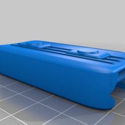 b364f61a8593a3b7dad2f1686e5943c4.png Download free STL file 1913 Picatinny Rail - Momentary Pressure Switch • 3D printing object, FreeBug