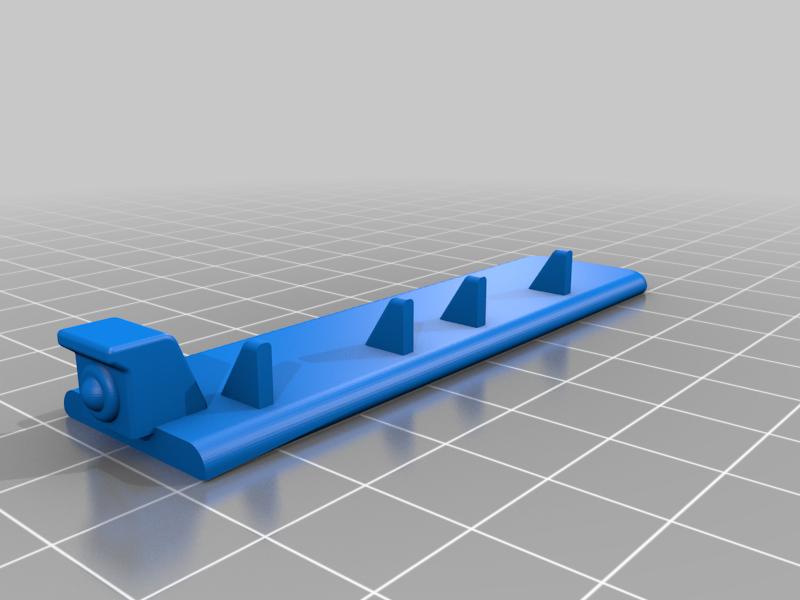 Back_Fender_Right.png Télécharger fichier 3MF gratuit LIMACE MÉTALLIQUE - NOP-03 SARUBIE • Plan imprimable en 3D, FreeBug