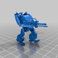 "ad5f0747494743dea0fc9e5108e472b1.png Download free STL file Mitsubishi MK-6 Amplified Mobility Platform (""AMP"") Suit - Avatar • 3D printable template, FreeBug"