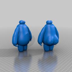 Baymax_KimK_Style.png Télécharger fichier STL gratuit Baymax Kim K Style • Objet à imprimer en 3D, FreeBug