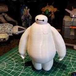20200223_101655.jpg Download free STL file Baymax from Big Hero 6 • 3D print model, FreeBug