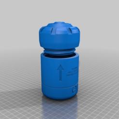 2c4585213088160fe2a84600575b29f5.png Télécharger fichier STL gratuit Noyau de fusion des retombées - Fileté • Objet à imprimer en 3D, FreeBug