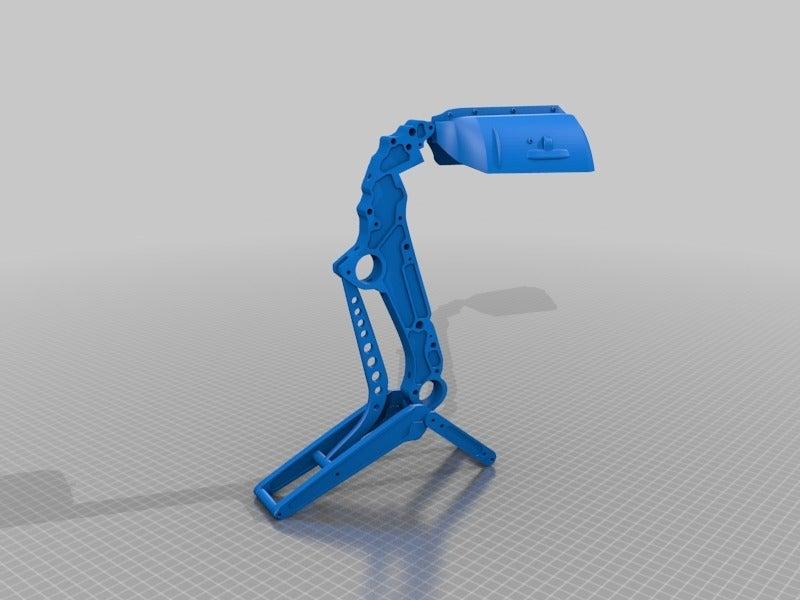 0f5fa0bd271dab4b3ad95eb1791038e8.png Download free STL file Airbus Inspired Aviation Lamp - Remix • 3D printing design, FreeBug