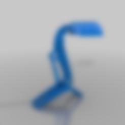 body_spacer.stl Download free STL file Airbus Inspired Aviation Lamp - Remix • 3D printing design, FreeBug