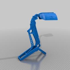 Télécharger fichier STL gratuit Lampe d'aviation inspirée par Airbus - Remix • Design imprimable en 3D, FreeBug