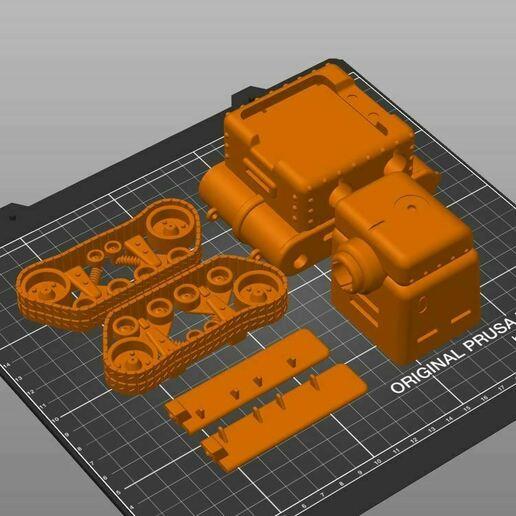 FDM_Layout.jpg Télécharger fichier 3MF gratuit LIMACE MÉTALLIQUE - NOP-03 SARUBIE • Plan imprimable en 3D, FreeBug
