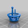 Antenna.png Télécharger fichier 3MF gratuit LIMACE MÉTALLIQUE - NOP-03 SARUBIE • Plan imprimable en 3D, FreeBug