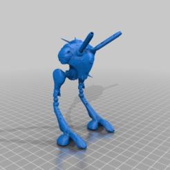 Download free STL file Robotech Zentradi Battlepod + Battle Damage • Model to 3D print, FreeBug