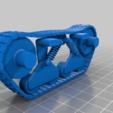 Track_Right.png Télécharger fichier 3MF gratuit LIMACE MÉTALLIQUE - NOP-03 SARUBIE • Plan imprimable en 3D, FreeBug