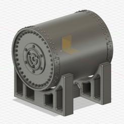 Upkeep Stand.png Télécharger fichier STL gratuit RAF - Bombe rebondissante - Grand Chelem • Modèle à imprimer en 3D, FreeBug