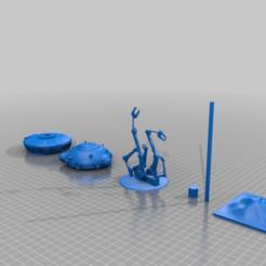 2320d12522f1eb0b4f0b859795f4f8eb.png Download free STL file Probe Bot - Remix • 3D print object, FreeBug