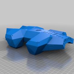 Full_Ship_Mockup.png Download free STL file Lander LD1 - Interstellar • 3D print design, FreeBug