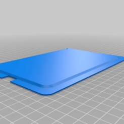 922762147fa80aa1868d0bfa8a672e7e.png Download free STL file Anycubic Photon Vat Lid • 3D printing model, FreeBug