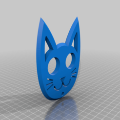 Safety_Kitty_v3.png Download free STL file Safety Kittie • 3D print template, FreeBug