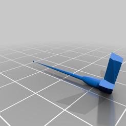 Droid_Pitot_Tube_v2.png Download free STL file Oblivion Droid Pitot Tube • 3D printer object, FreeBug