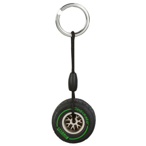 Modèle 3D F1 Pirelli intermédiaire keyring Cinturato, ALO