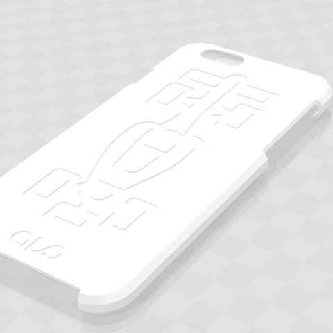 case3.PNG Download free STL file Case iPhone 6 Formula 1 • 3D printable design, ALO