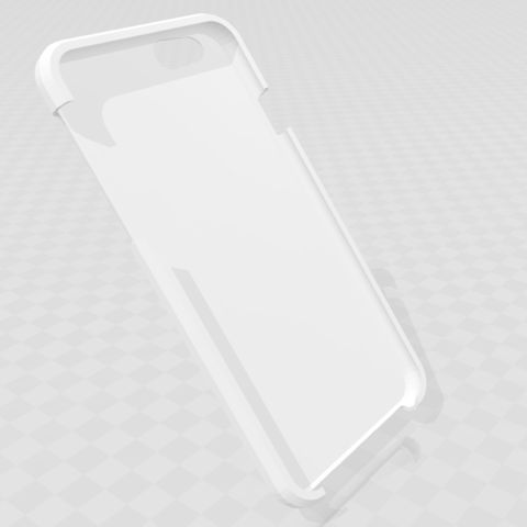 case5.PNG Download free STL file Case iPhone 6 Formula 1 • 3D printable design, ALO