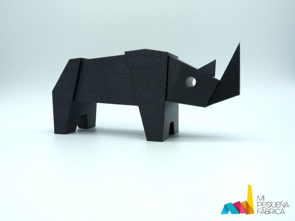 c3b71e2985e864ce6df660286d04e058_display_large.jpg Download free STL file Rhino Magnetic Toy • 3D print model, AntonioJose81