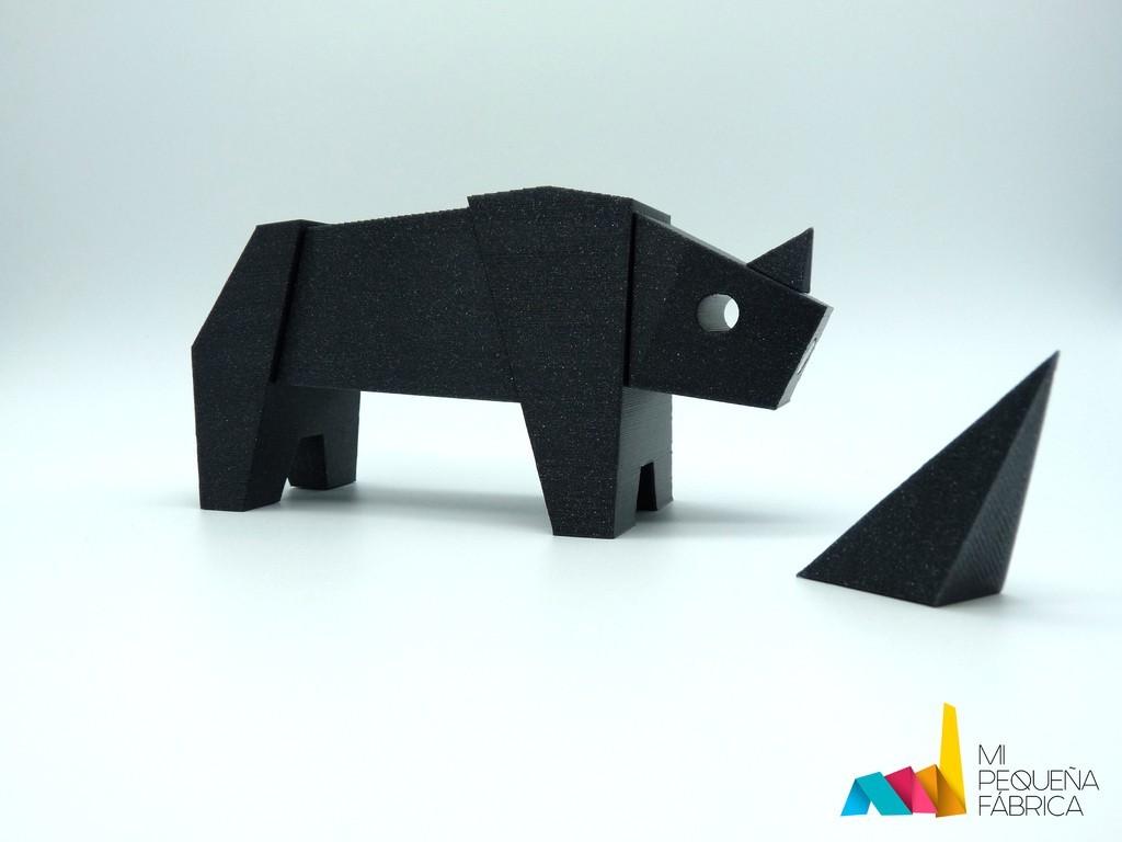 0a42a80da117809899c63f7cb98530c3_display_large.jpg Download free STL file Rhino Magnetic Toy • 3D print model, AntonioJose81