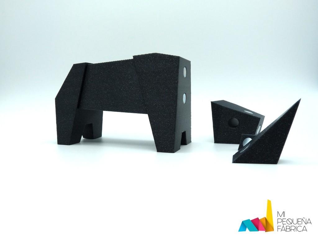 b3f72ab64d83e6df734f9ff50277fa89_display_large.jpg Download free STL file Rhino Magnetic Toy • 3D print model, AntonioJose81