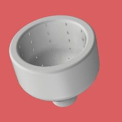 3d printer model shower_blower, create_stuff