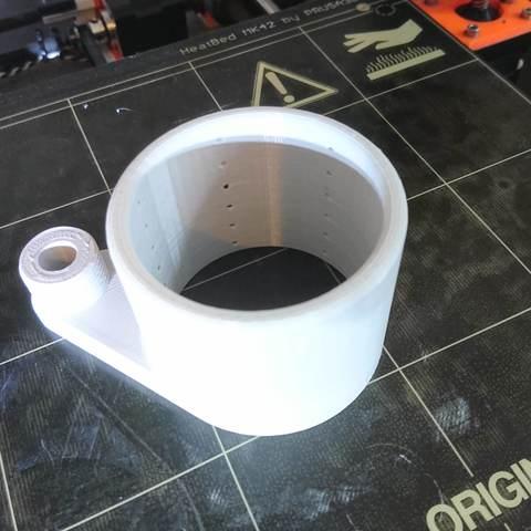 3D printing model shower_blower_2, create_stuff