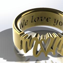 Descargar Modelos 3D para imprimir gratis mom´s gift, EdgarRodriguez