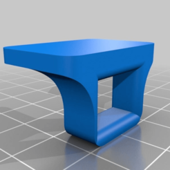 Download free 3D printing files lens holder, QuejoPrint