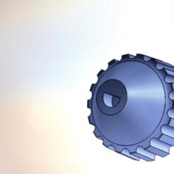 Télécharger fichier STL gratuit Bouton d'extrudeuse • Modèle pour impression 3D, QuejoPrint