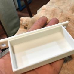 Télécharger fichier STL gratuit Porte-objet de grande taille 20x20 • Objet pour impression 3D, QuejoPrint