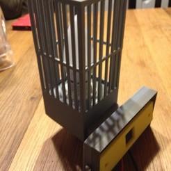Download 3D printer model Wall light, bigoudi03