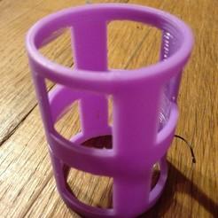 Descargar modelos 3D para imprimir retractor ocupa cables y cables de ordenador, bigoudi03