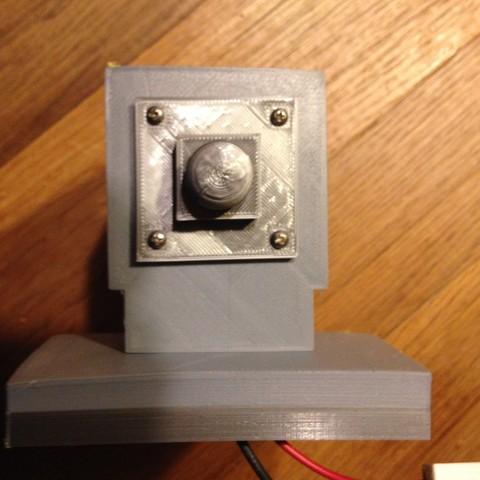 IMG_0035.JPG Download STL file Wall light • 3D printable design, bigoudi03