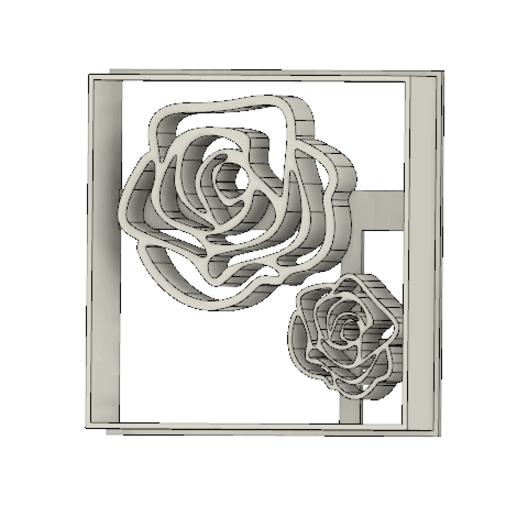 roses.png Télécharger fichier STL gratuit L'emporte-pièce des roses • Modèle pour impression 3D, andih256