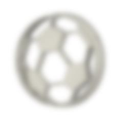 Télécharger fichier 3D gratuit Emporte-pièce à découper des biscuits pour ballon de football, andih256