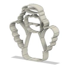 Télécharger fichier imprimante 3D gratuit Biscuit à l'emporte-pièce à l'emporte-pièce, andih256