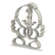 angel2.png Download free STL file Angel cookie cutter • 3D printable design, andih256