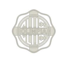 Olimpia v1.png Download STL file Club Olimpia de Paraguay • 3D printable design, andih256