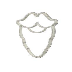 Barba v1.png Download STL file Beard • 3D printable object, andih256