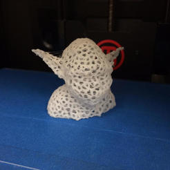 yoda-lite.jpg Download free STL file Voronoi Yoda • 3D printing object, makerwiz